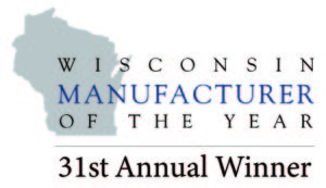 manufacturer of the year Robinson