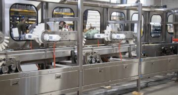 Product Handeling Concepts Custom conveyor systems, Robinson